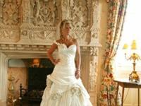 One of a kind, Haute Couture wedding gown by PNINA