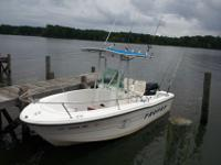 Very nice boat in great condition. Boat needs nothing