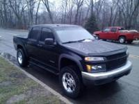 2005 Chevy Colorado Crew Cab For sale...