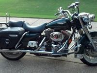 Super Clean 1999 FLHRCI Road King Classic. 40k miles