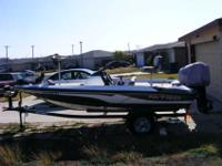 2008 NITRO (by Tracker Marine) 16' boat. It is equipped