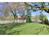 Must See! Lovely establishing for this 10 acre