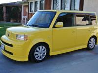 This is a 2005 Scion XB Release Edition 2.0 (Number 769