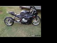 2010 BMW S1000RR Bike is Like New! Only 624 Miles!