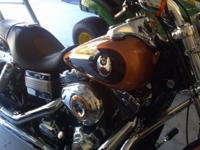 Selling a 2008 Harley Davidson Lowrider Anniversary