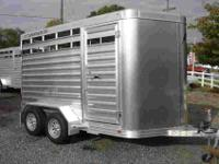 MSRP 12,255 HTS Price 9,870 This trailer can haul it