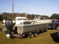 2005 G3 PB Fish 20,AM/FM Stereo, Garmin Fish Finder,