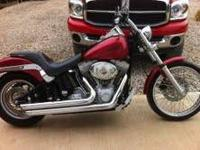 2005 Softail stndBeautiful bike runs and looks