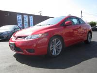 $9,900 ?2007 Honda Civic SI Red 4 Cylinder. 1 Owner, All Scheduled  Maintenance ...