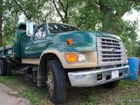 1998 Ford F-Series Crew Cab 14ft Diesel Contractors