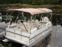 Pontoon BoatFiesta Sunray 15.5? with Mercury