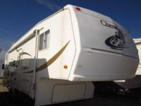 2003 FOREST RIVER CHEROKEE LITE, , this sleek 5th wheel