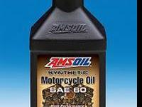 New SAE 60 Synthetic Motorcycle Oilfor Many Harleys