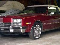 Very Rare 1982 Oldsmobile Toronado Convertible There