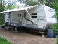2007 Jayco Jay Flight 26 BHS29 'travel trailer with