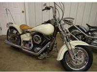 Just in our inventory is this custom 2007 Classic MC