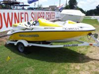 Really clean 2005 Seadoo Sportster 4tec jet boat for