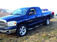 This is one BEAUTIFUL and Mint Condition 2007 Dodge Ram