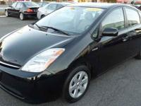 HERE IS AN ABSOLUTELY BEAUTIFUL '07 TOYOTA PRIUS