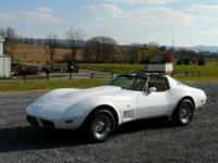 This Hot Rod Vette features automatic transmission,