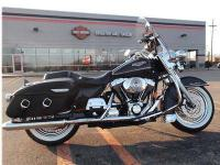 This 2002 Road King is 1 of the cleanest you will find