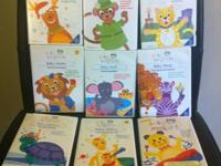 Hey there,.  We have a lot of 9 Baby Einstein Videos