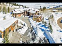 One of the finest ski estate neighborhoods in the