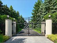 NBA Superstar Michael Jordan's seven-acre estate is as