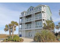 Luxurious oceanfront rental Investment home located in
