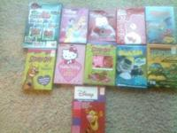 11 Random and different boxes of kids Valentine's Day