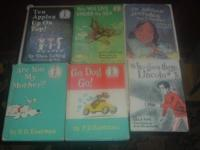 9 Childrens Books, Mostly Dr. Seuss Books - $8 for all