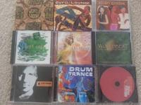 All CD'S are in excellent condition!