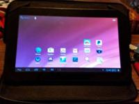 9 Inch Amazon D-Age (Kindle) tablet for sale. Works