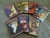 DVDs included: Casper, Hilaru Duff in Caspern meets