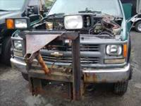 I am selling this Everest plow setup off of my 1994