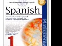 You will learn to Speak read and understand Spanish