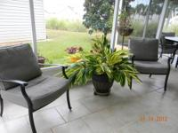 MOVING! MUST SELL!!! Patio set purchased @