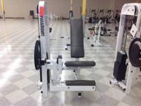 9 Piece Circuit includes: Paramount Leg Extension- Used