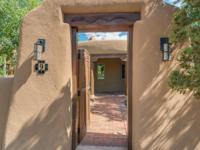 Well-sited, custom Kim Dressel home in La Serena.