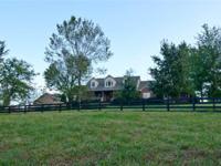 4bd 5ba 31 acre rural estate, 45 minutes from Nashville