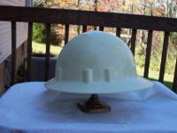 Vintage Hardhat from the 1970?s Adjustable Head size