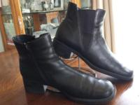 [EUS = Excellent Used Shape] Womans Nine-West Boot Size