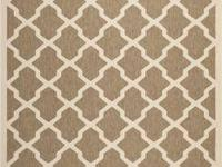 This rug belongs to the Courtyard Collection. Made in