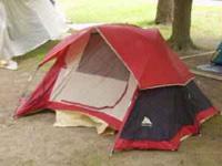 9 x 8 ozark trail sport dome tent 3-4 person capacity