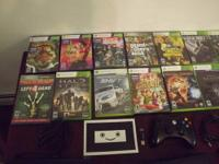 i am selling 9 360 games all the games are in good