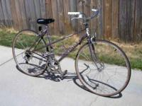 27? Women?s Raleigh ?Olympian? 12-Speed Road Bicycle,