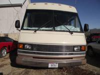 Excellent shape Mileage 60,434 33 Foot-( 1990)