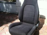 I have a motorists side seat for a 90-93 miata. The