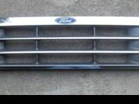 90 - 94 Ford Ranger Explorer Chrome Grill OEM Factory