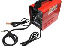 NEW in BOX 90 Amp 120v Wire Feed Portable MIG Welder